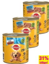 Hundenahrung von Pedigree