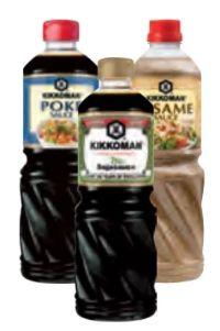 Poke Sauce von Kikkoman