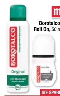 Deospray von Borotalco