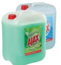 Reiniger von Ajax