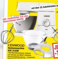 Küchenmaschine KVC 3103W von Kenwood