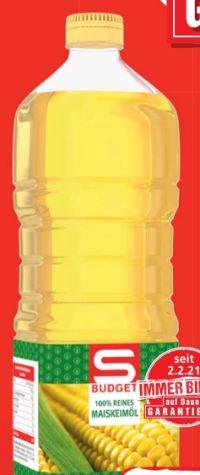 Maiskeimöl von S Budget