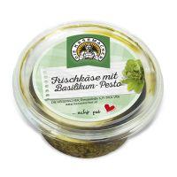 Frischkäse mit Pesto von Die Käsemacher