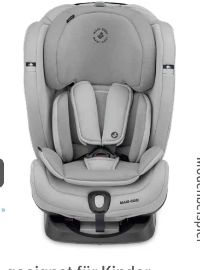Kinderautositz Titan Plus von Maxi Cosi