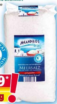 Meersalz von Meandros