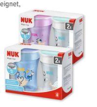 Doppelpack Magic Cup Girl-Boy von Nuk