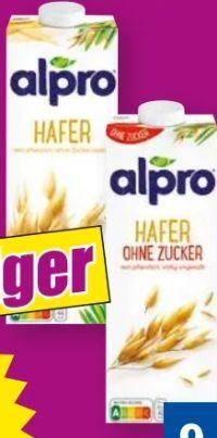 Hafer-Drink von Alpro