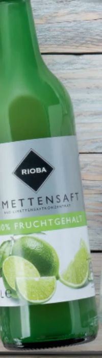 Limettensaft von Rioba