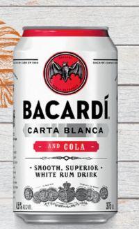 Carta Blanca von Bacardi