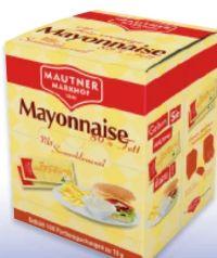 Mayonnaise von Mautner Markhof