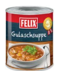 Gulaschsuppe von Felix