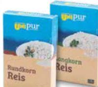 Rundkorn-Reis von UNIpur