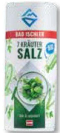 7-Kräuter-Salz von Bad Ischler