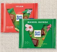Tafelschokolade Vegan von Ritter Sport