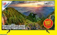 QLED-TV 75Q60T von Samsung