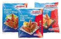 Chik'n Wings von Salomon Food World