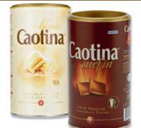 Trinkschokolade von Caotina