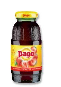 Erdbeere von Pago