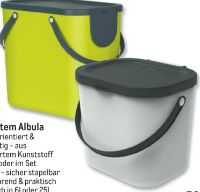 Müllsystem Albula von III Rotho