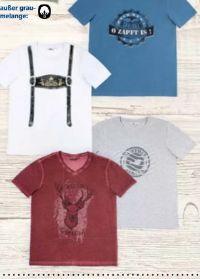 Herren Trachten T-Shirt