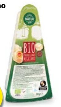 Bio-Parmigiano Reggiano von Natur Aktiv