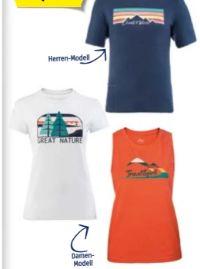 Damen Wander-Shirt von Crane