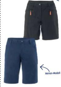 Damen-Wander-Shorts von Crane