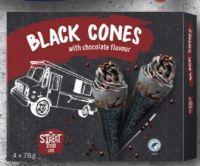 Black Cones von My Street Food