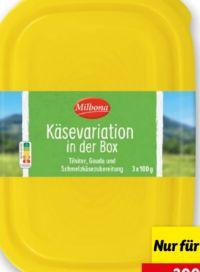 Käsevariation von Milbona