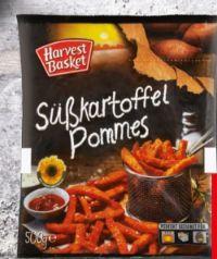 Süßkartoffel Pommes von Harvest Basket