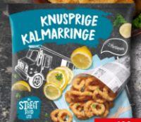 Knusprige Kalmarringe von My Street Food