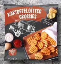 Kartoffelgitter Crossies von My Street Food