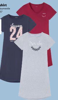 Damen-Bigshirt von Esmara