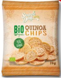 Bio-Gemüse-Chips von Snack Day