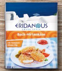 Back-Hirtenkäse von Eridanous