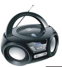 CD-Radio PCD 19.1 von Silva Schneider