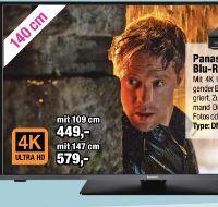 4K UHD-TV TX-55HXW584 von Panasonic