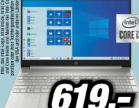 Notebook 15s-fq1801ng Core von HP