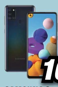 Smartphone Galaxy A21S von Samsung