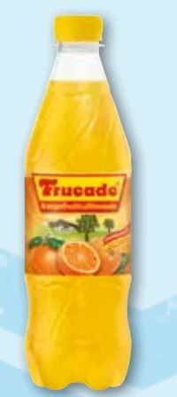 Orangen-Fruchtsaftlimonade von Frucade