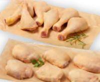 Hühnerunterkeulen