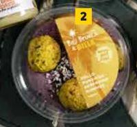 Hummus von Bali Brunch