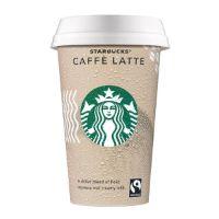 Eiskaffee von Starbucks