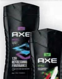 Dusche von Axe