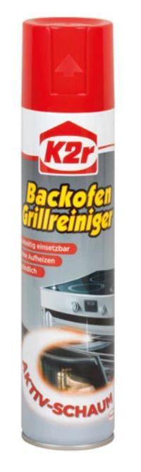 Backofen Grillreiniger von K2R