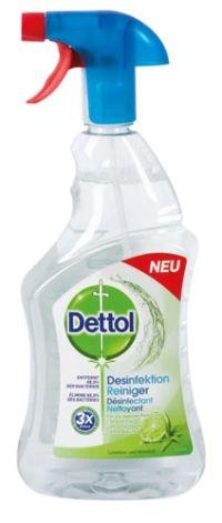 Desinfektion Reiniger von Dettol