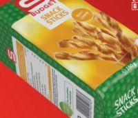 Käse Snack Sticks von S Budget