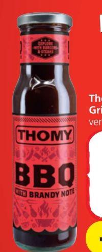 Grillsauce von Thomy