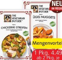 Beflügel-Nuggets von The Vegetarian Butcher