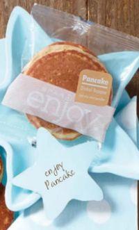 Pancake Dinkel Banane von SPAR enjoy